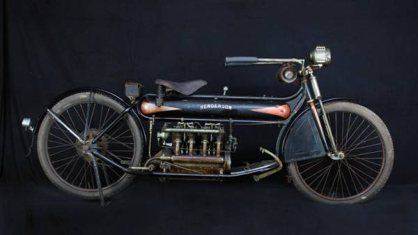 Mecum auction moves $13.7 million in motorcycles